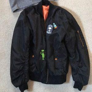 Alien Bomber Jacket
